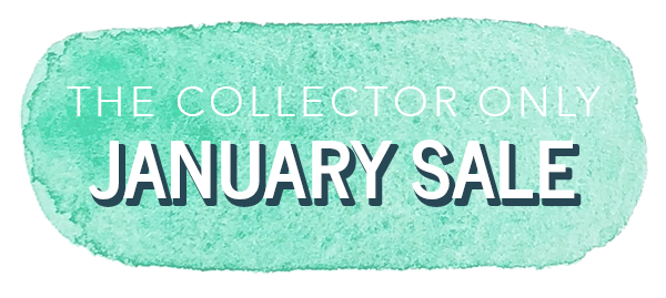 Collector Only January Sale